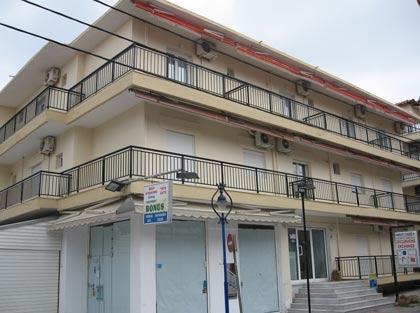 Vila Ahileas - Hanioti apartmani
