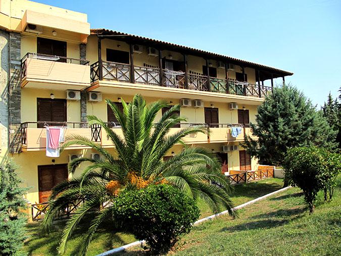 Vila Petridis - Kasandra, Pefkohori