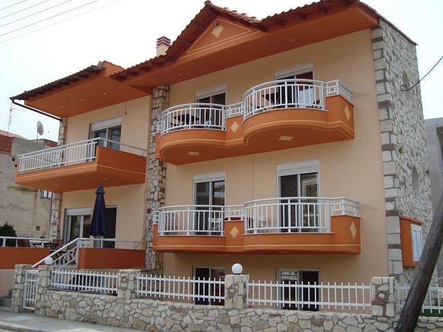 Vila Jorgos - Sitonija, Sarti