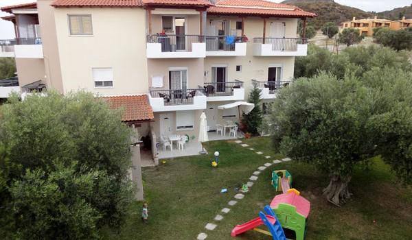 Vila Dionisios resort - Pefkohori